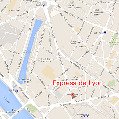 express_de_lyon_map